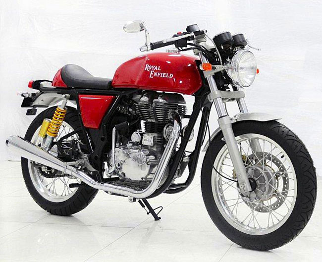 Royal Enfield Café Racer