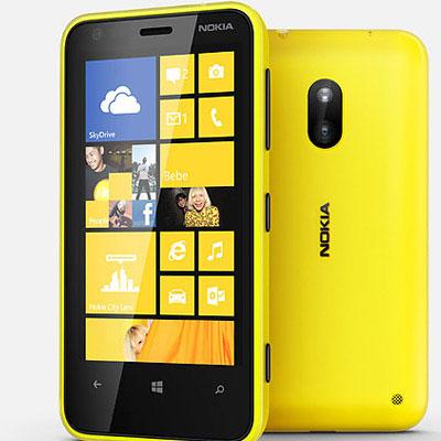 Nokia Lumia 620 Photo