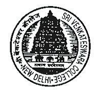 Venkateswara College