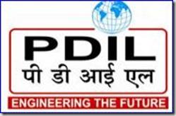 PDIL logo India