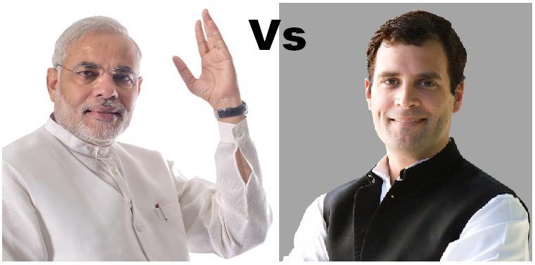 Modi vs Rahul