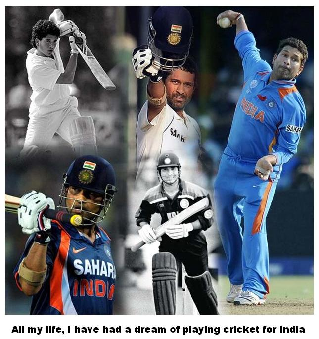 "200th test will be my last ""Sachin Tendulkar"