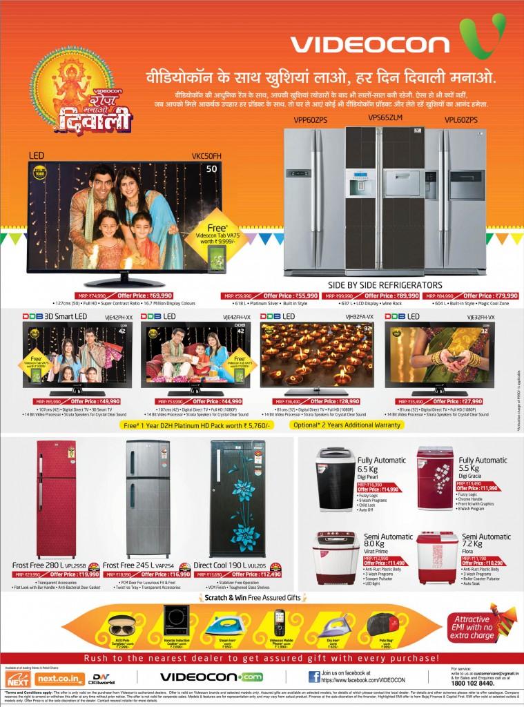 Videocon Offers