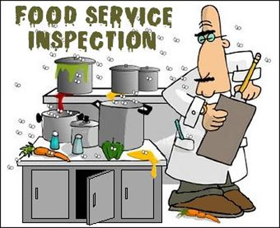 job food inspector
