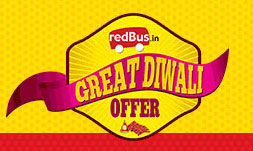 redbus diwali offer