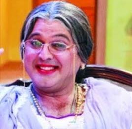 Ali Asgar as Dadi