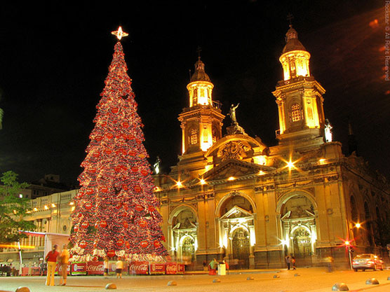 CHILE christmas places