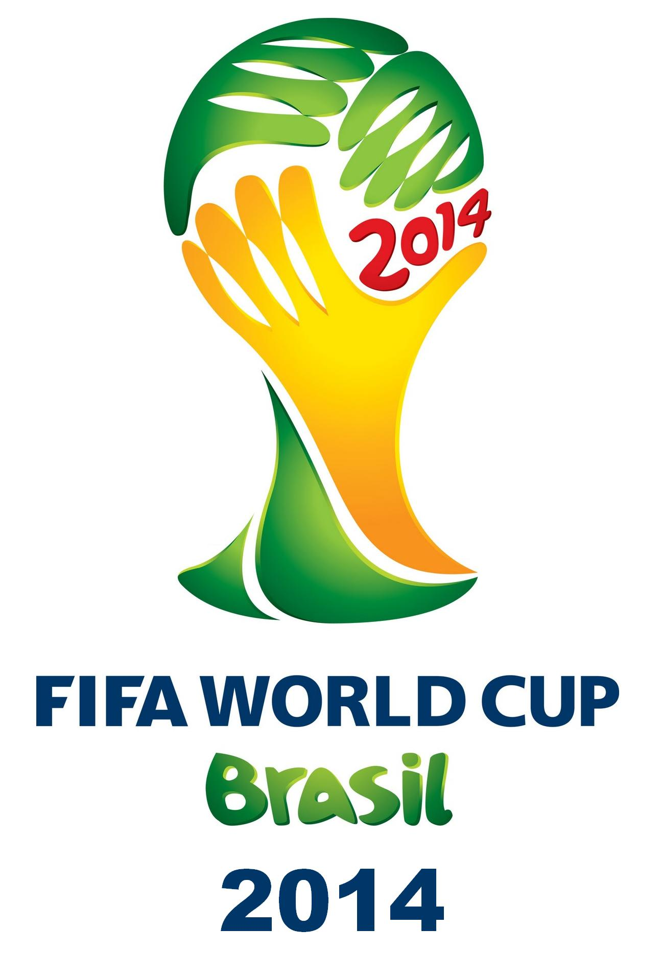 world cup 2014 in brazil informative Brazil world cup logo 2014 the logo's interlinking hands in the yellow and green of brazil and shaped like a trophy aim to enhance brazil's image as a warm, hospitable nation the design is taken from an iconic photograph of three hands triumphantly raising the world cup.