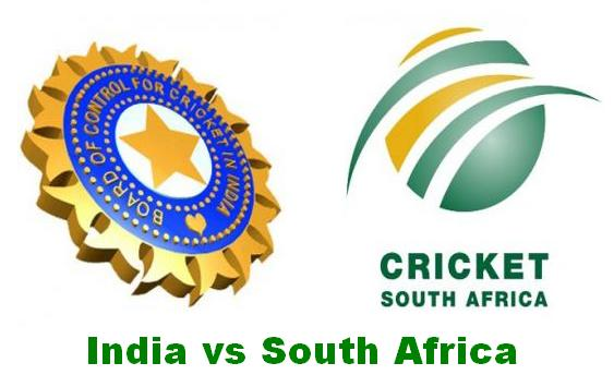 India vs South Africa ODI and Test Series
