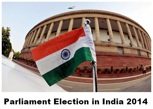 Parliament Election in India 2014