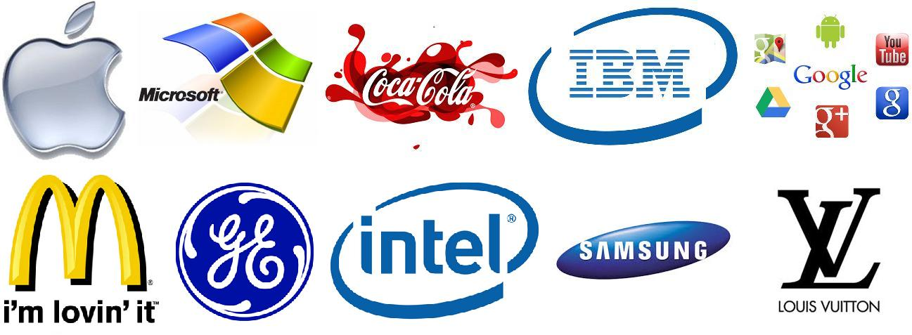 Top 10 valuable brands 2013