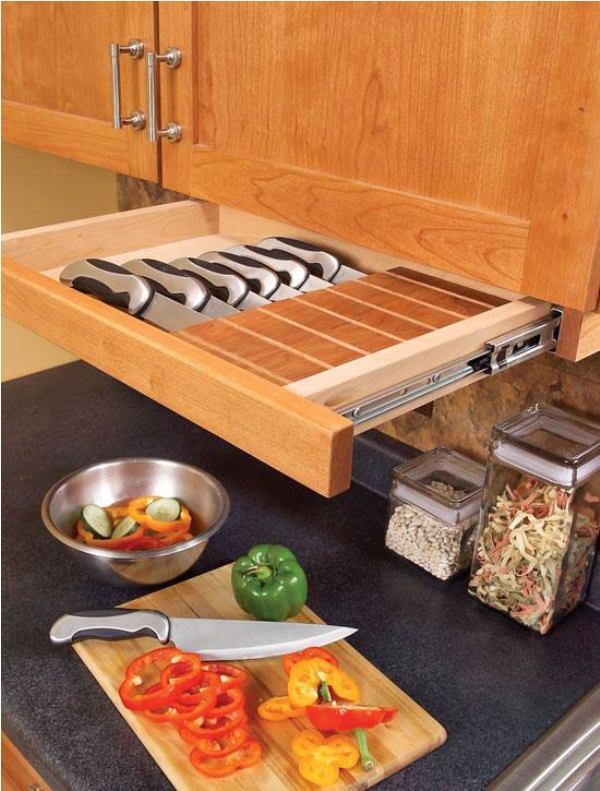 Knife Drawer Cabinet