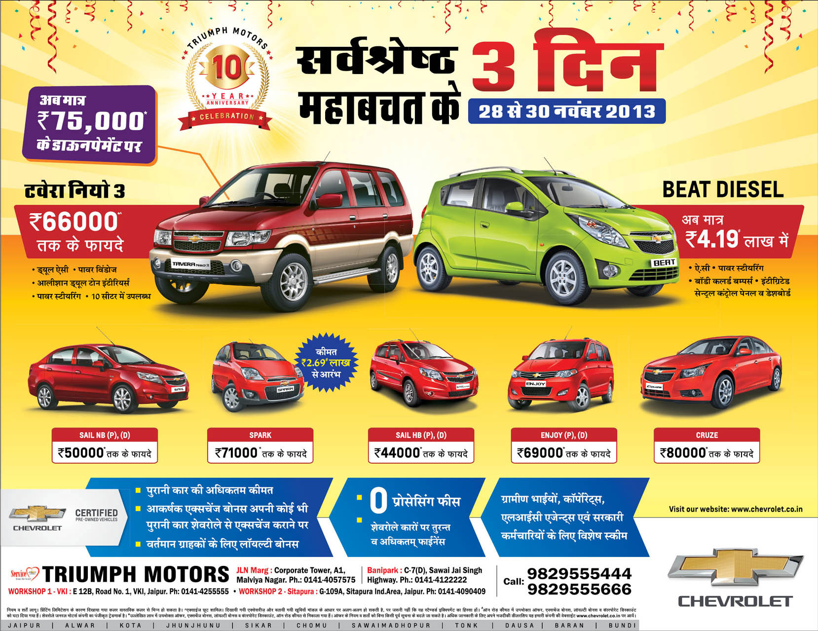 Best economy diesel cars in india