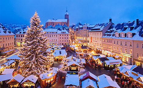 christmas places uk