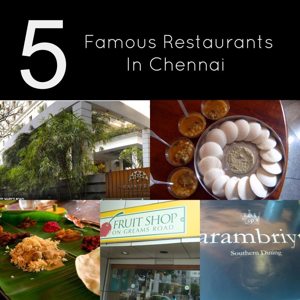 FiveFamousRestaurants