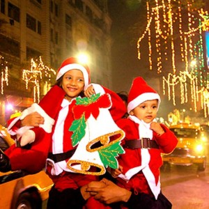 kolkata christmas places