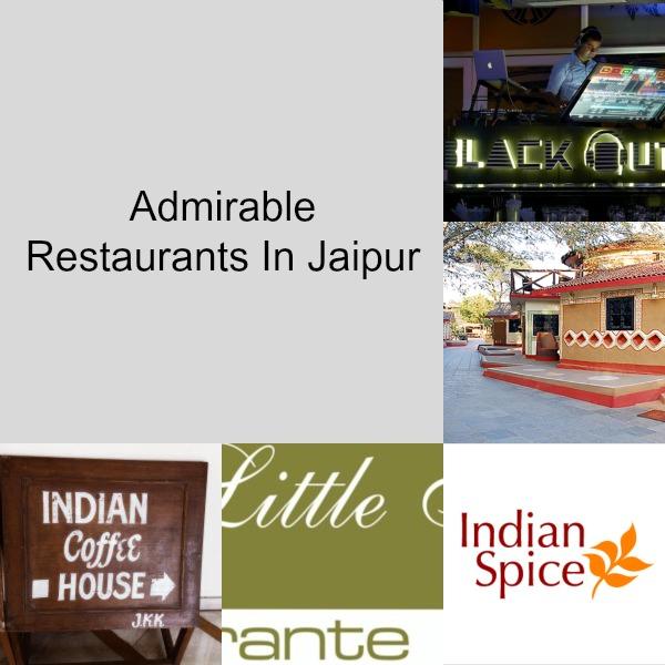 RestaurantsJaipur