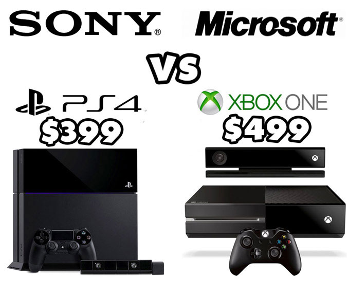 sony vs microsoft