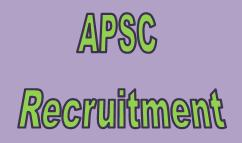 APSC-Recruitment