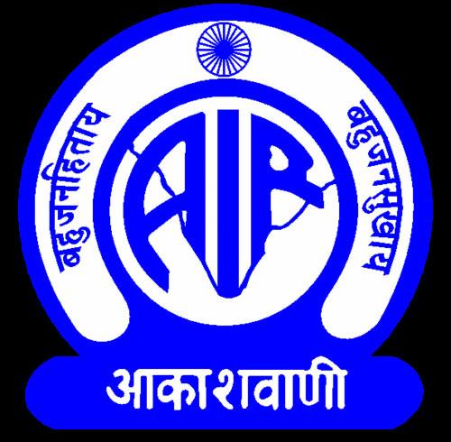 Aakashvani logo