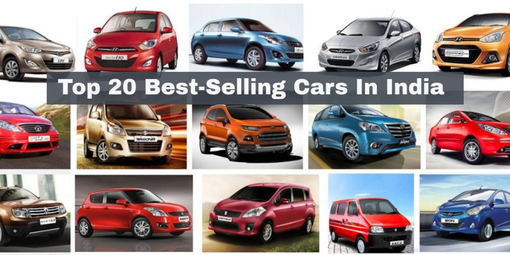 Best Selling Cars India 2018