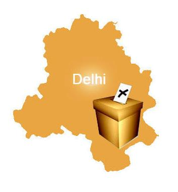 Delhi Assembly Election Results 2013