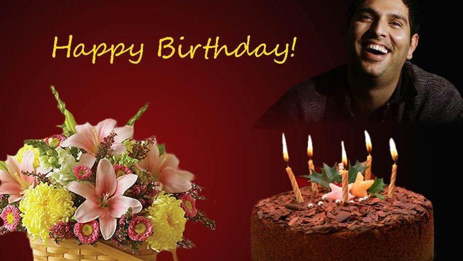 Happy Birthday Yuvraj Singh