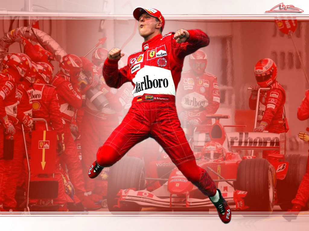 Michael Schumacher health
