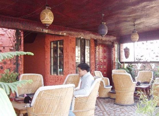 Rajasthani Restaurant in Bani Park