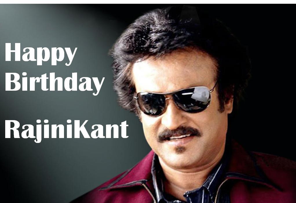 Rajnikant Birth Day