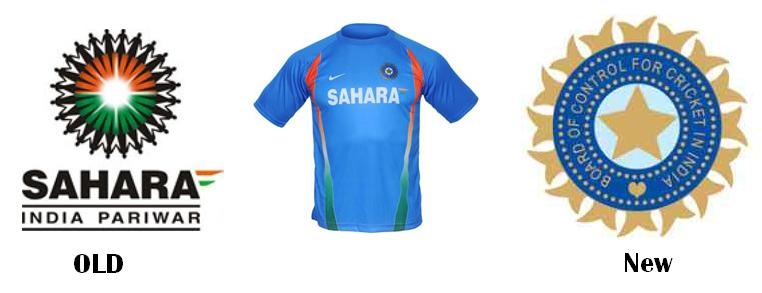 Sponsor of Indian Cricket Team