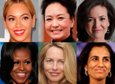 The World's Most Powerful Women 2013