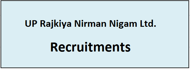 UPRNN Asst. & Jr.Engineers Recruitment 2013