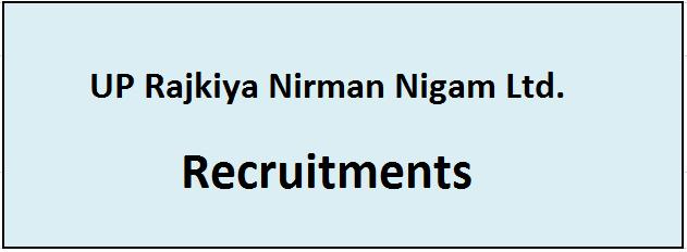 UPRNN Asst. & Jr.Engineers Recruitment 2013