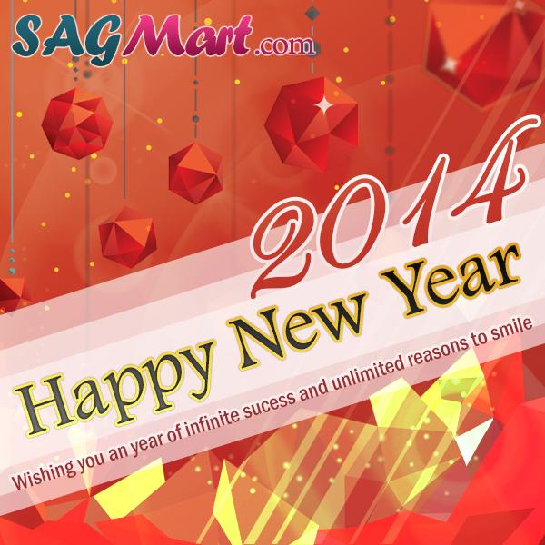 sagmart newyear greetings