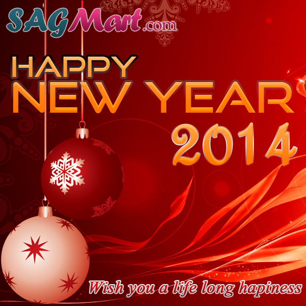 New year greeting cards animated cards 2014 sagmart sagmart newyear greetings2 m4hsunfo