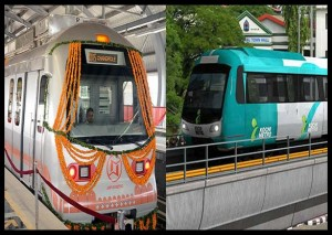 Upcoming Metro Destination in Cities of India