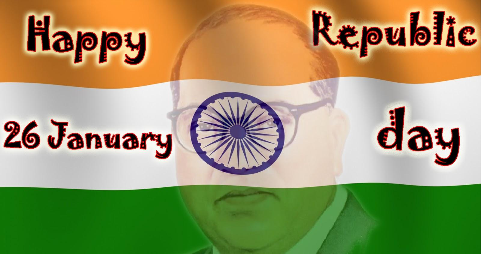short essay on 26th the republic day of