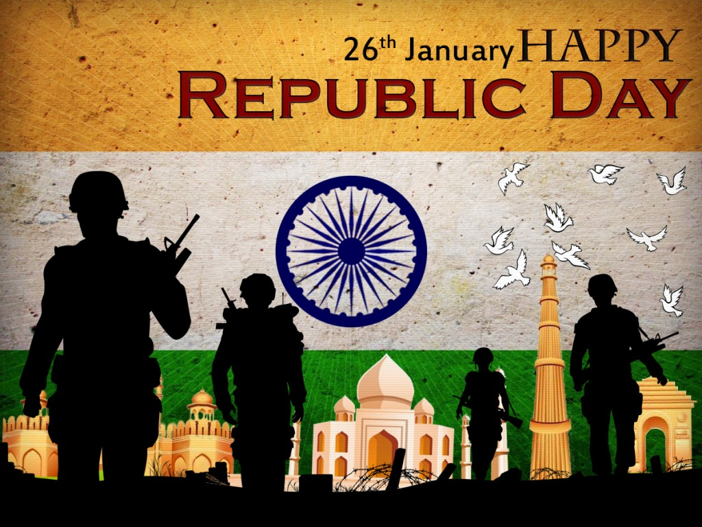 64 Republic Day Wallpaper