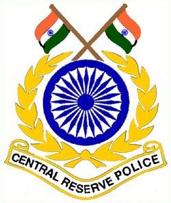 Central Reserve Police Force Logo