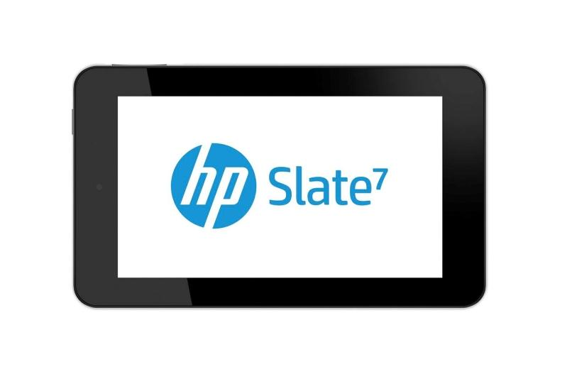 HP Launched Two Slate Tablets for Indian Customers