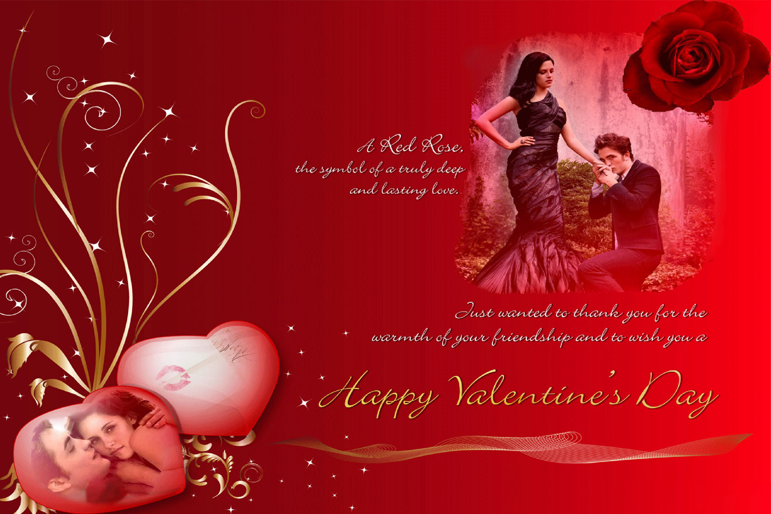 Group Of Happy Valentines Day Special