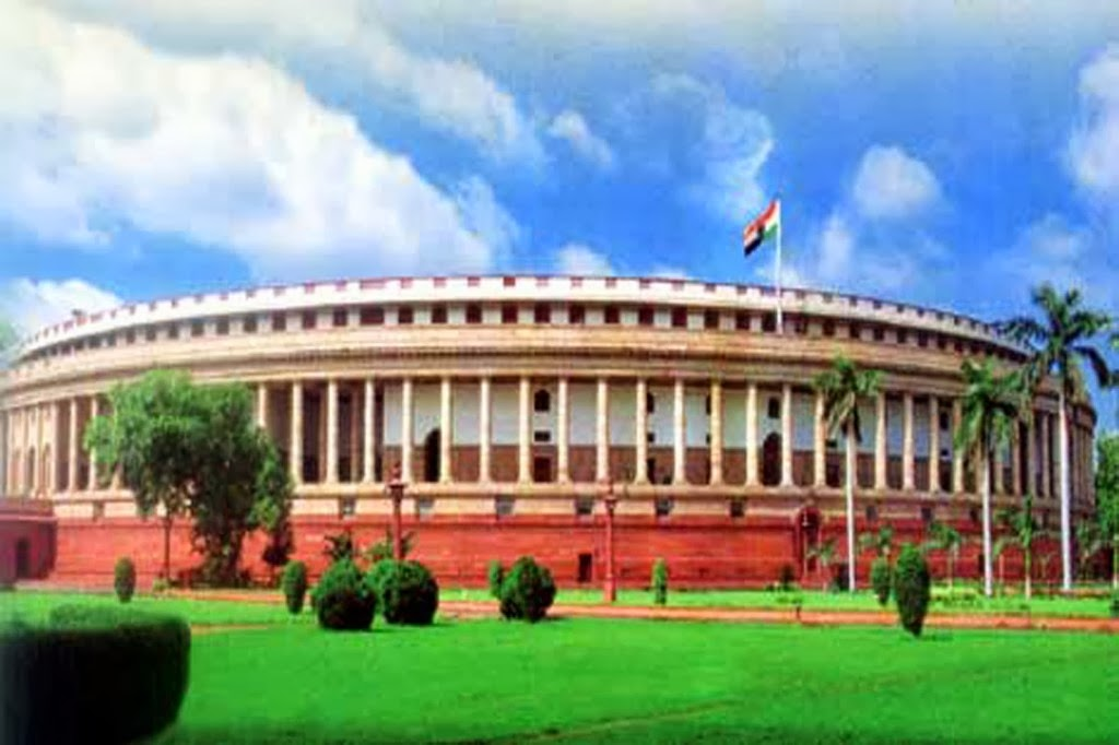 Indian Parliament House - Sansad