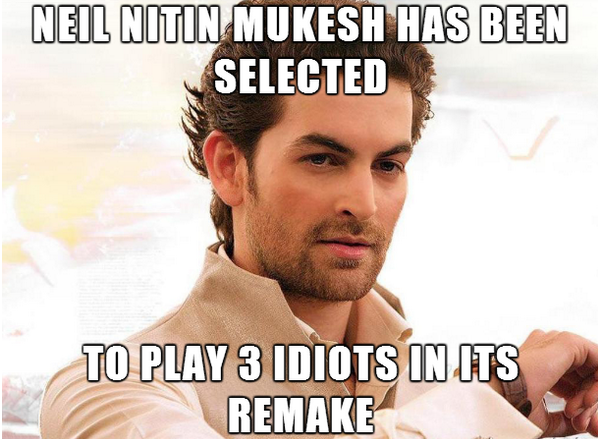 Neil-Nitin-Mukesh-3Ideot Joke