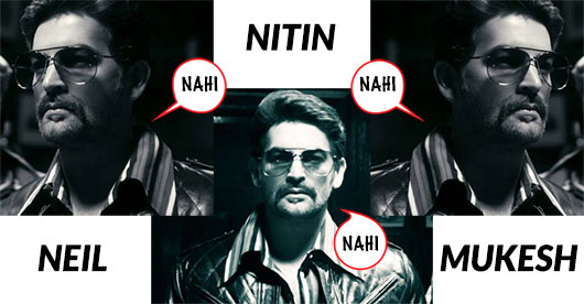 Neil Nitin Mukesh Jokes