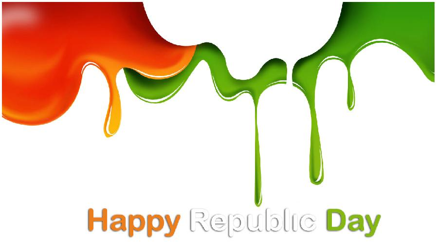 Republic Day Greeting in India 2014