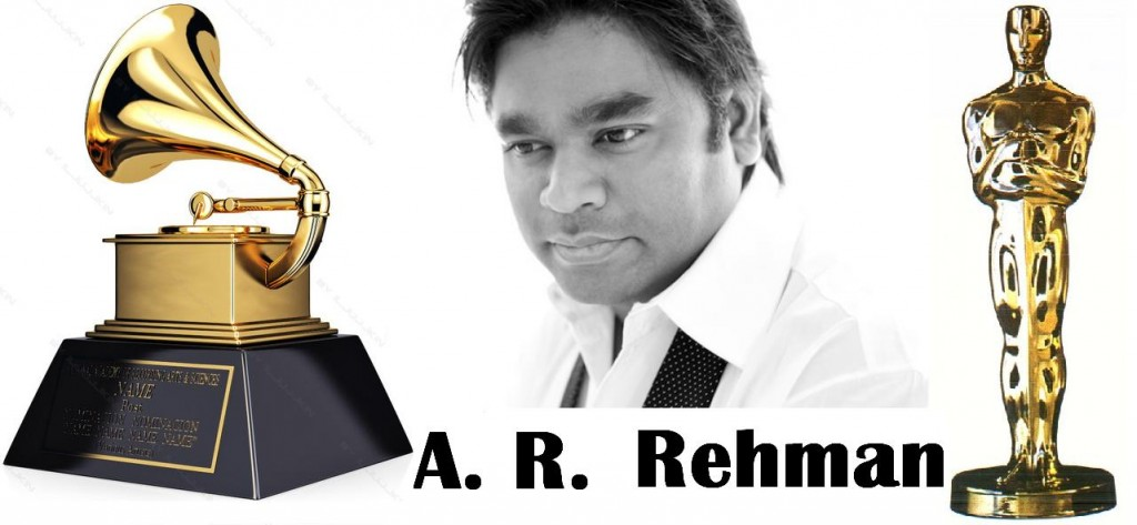 a r rahman awards list