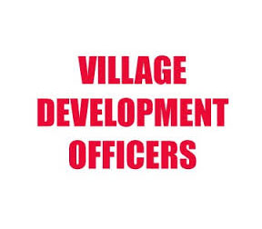 village development officer logo
