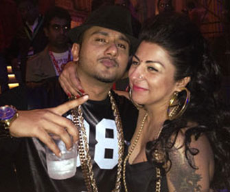 Honey Singh and Hard Kaur