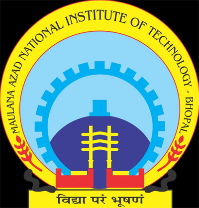 Maulana Azad National Institute of Technology logo